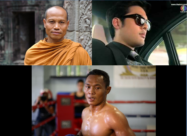 Saenchai - Thai Masculinity - Nak Muay, Nak Leng and Monkhood