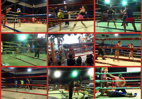 The 80 Percent Fight - female Muay Thai in Thailand