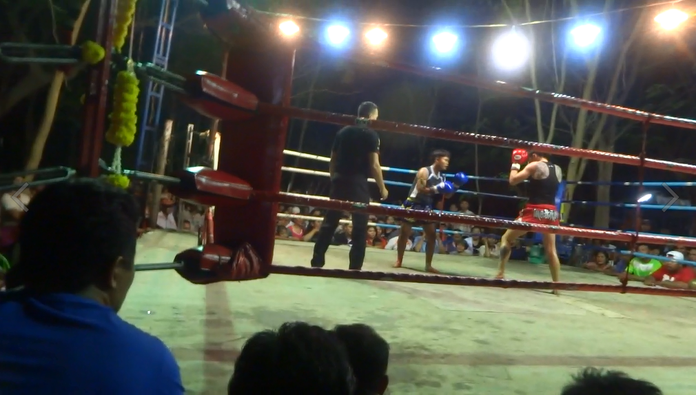 100th Fight in Thailand Shorts - Sylvie von Duuglas-Ittu