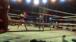Sylvie von Duuglas-Ittu vs Lookget Payalampong - 100th Fight in Thailand