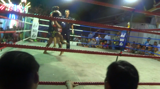 Illegal Muay Thai throws - Sylvie von Duuglas-Ittu