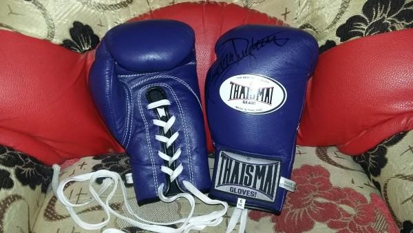 Sylvie - Signed Thaismai gloves - ebay