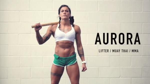 Aurora - video Game fitness