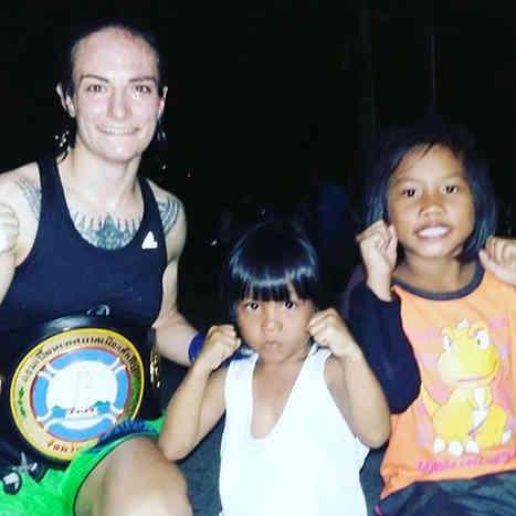 Me and My Little Corner and my belt - Loi Krathong-w1400