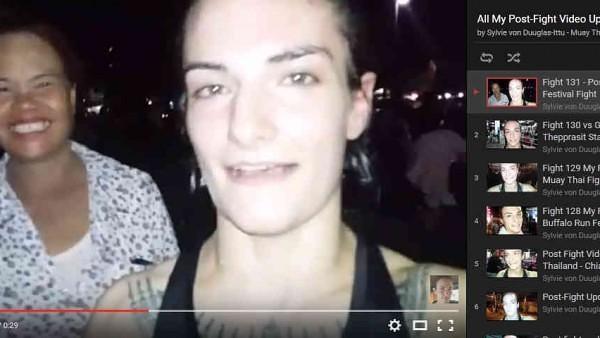 Sylvie von Duuglas-Ittu - Muay Thai Vlogging-w1400