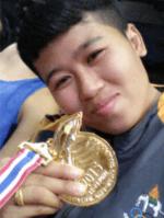 Muay Thai Profile photo - Lommanee Chalaam Noi