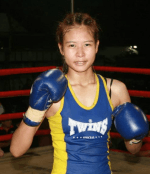 Muay Thai Profile photo - Phetee Kaewsamrit