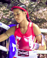 Muay Thai Profile photo - Phetjee Jaa