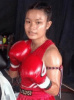 Muay Thai Profile photo - Sao Khon Kaen