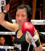 Muay Thai Profile photo - Saya Ito