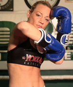 Muay Thai Profile photo - Silvia La Notte