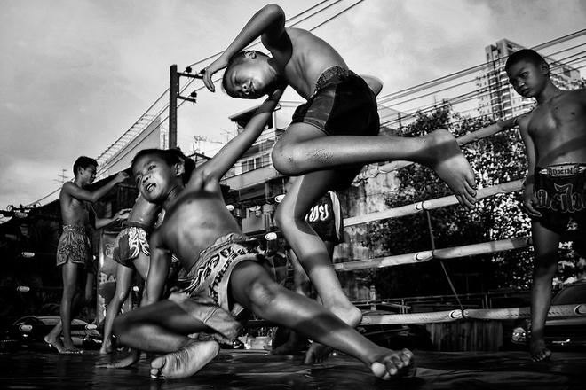 Mio Cade - Boys of Muay Thai in Thailand 28