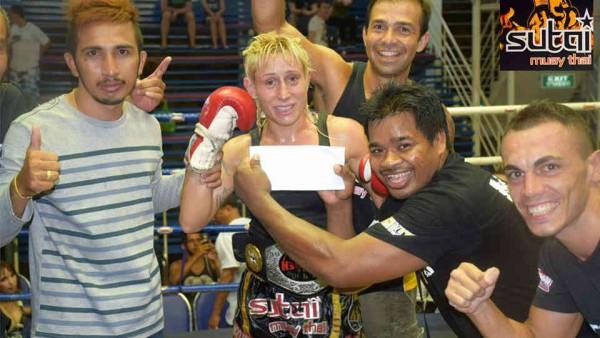 Michela Galli Wins 4 Woman Tournament-001