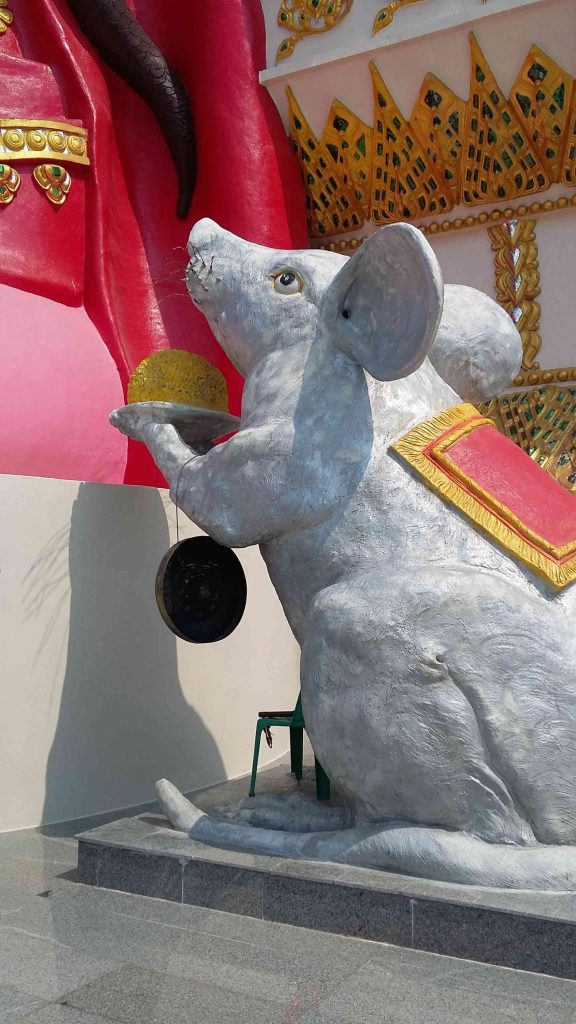 Ganesha's Rat - Symbolizing Desires