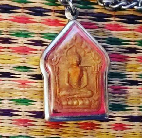 Khunpaen Amulet - Muay Thai Protection - masculinity amulet