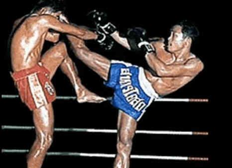 Muay Thai - waist up strikes