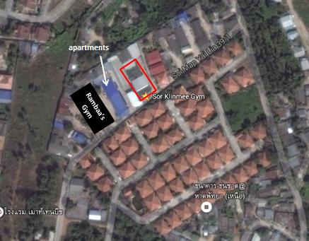 Rambaa Somdet M16 - MMA Gym in Pattaya