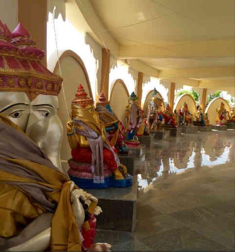 Ring of Ganesha - Temple Thailand