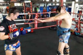 Technique - Muay Thai Blogs & Fights | Sylvie von Duuglas-Ittu