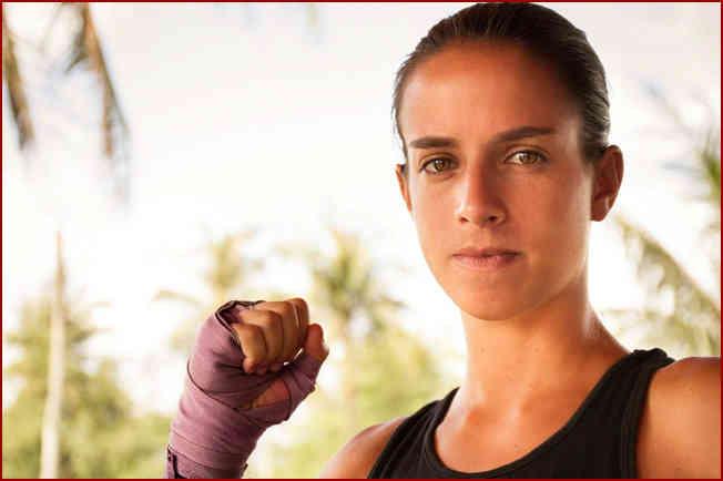 Marcela Soto - Costa Rica - Muay Thai
