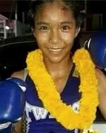 Muay Thai Profile photo - Gaengaew Gor. Glomgliao