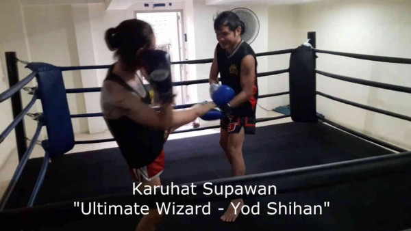 Karuhat - Ultimate Wizard - Teep Sweep