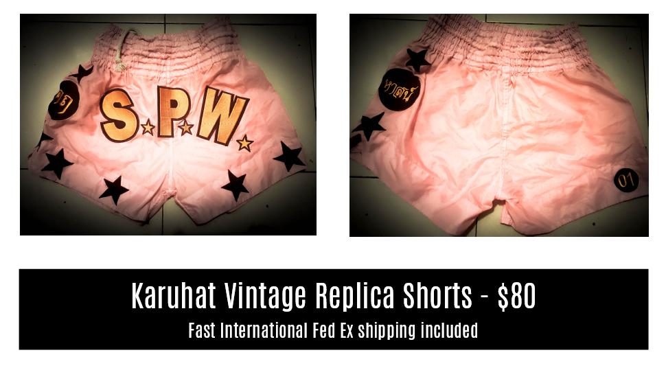 Karuhat Vintage Replica Shorts