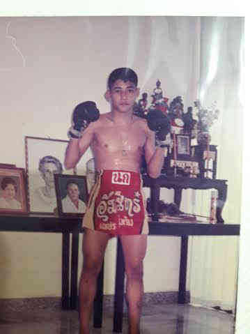 Nok Petchrungruang (Pi Nu's Brother) - Thailand Muay Thai
