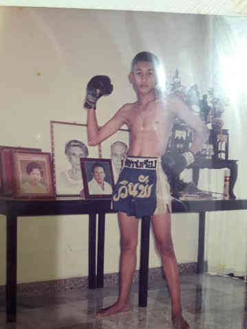 Pi Nu Petchrungruang - Thailand Muay Thai