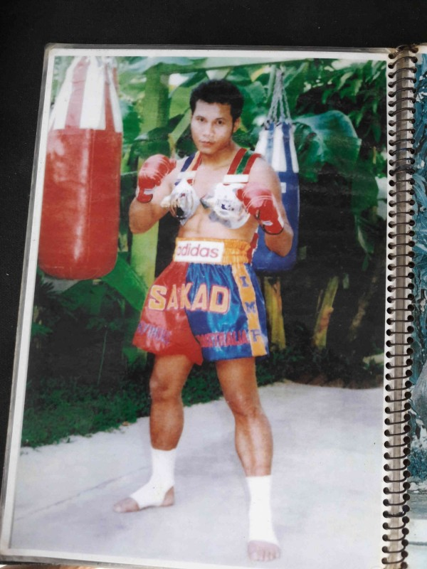Sagat Petchyindee - Muay Thai Champion - Street Fighter