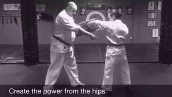 Sylvie - Creating Power on the Hook - Sifu McInnes