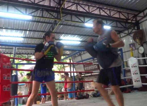 Sylvie and Arjan Surat - Dejrat
