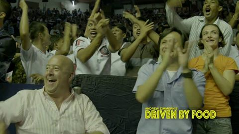 Driven by Food with Andrew Zimmern