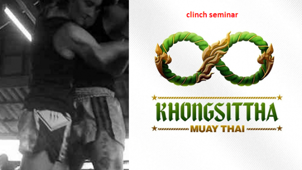 Sylvie von Duuglas-Ittu - Khongsittha Clinch Seminar