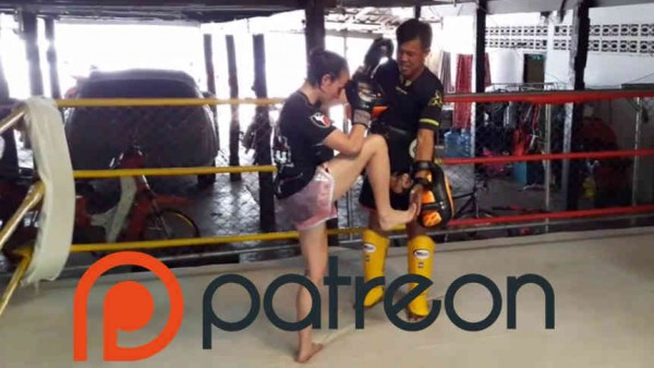 Pi Earn - Forward Fighting Muay Thai