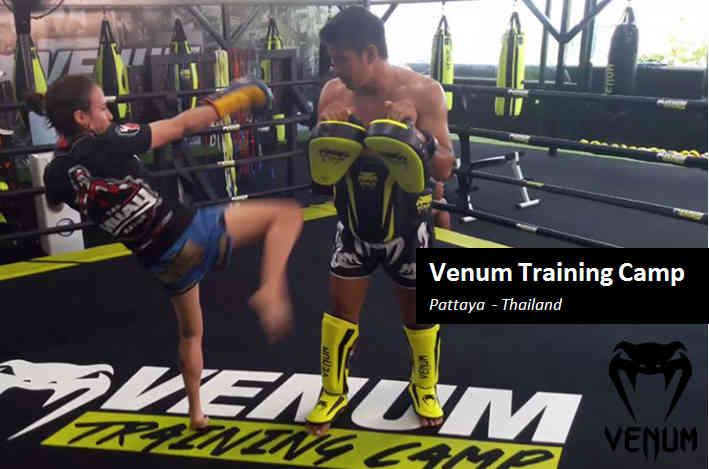 Venum Training Camp - Sudsakorn and Sylvie