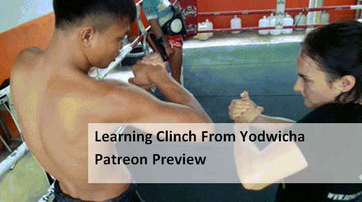 Learning Clinch From Yodwicha - Patreon Preview