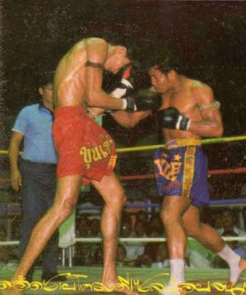Dieselnoi vs Sagat
