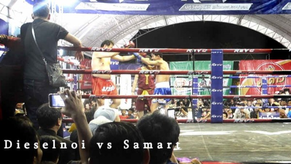 Dieselnoi vs Samart show fight (1 edit 2)