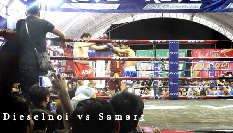 Dieselnoi vs Samart show fight (1 edit 2)