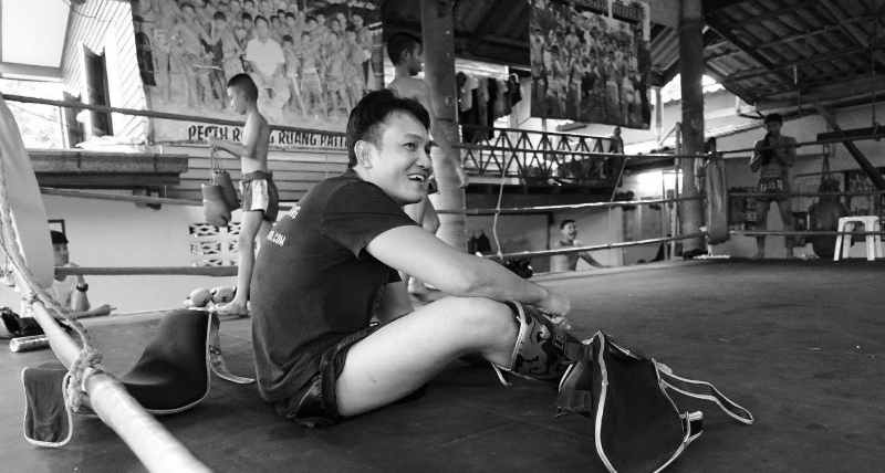 Muay Thai Training Vocabulary