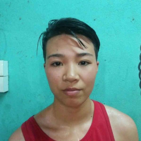 Phetthawan - Female Muay Thai Chiang Mai