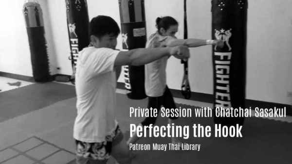 Chatchai Sasakul - Perfecting the Hook