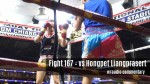 Fight 167 sylvie vs Hongpet Liangprasert
