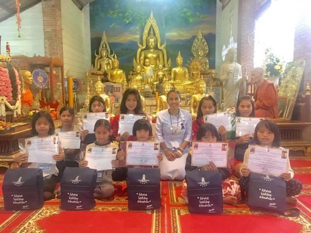 Hill Tribe Girls Graduation