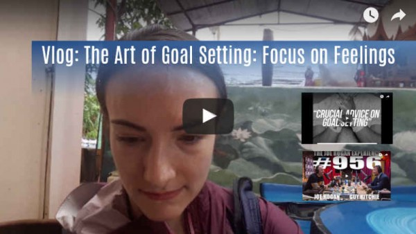 The Art of Goal Setting