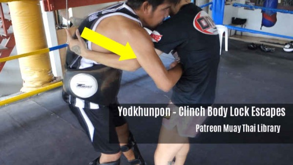 Yodkhunpon Body Clinch Escapes - Patreon Library 2