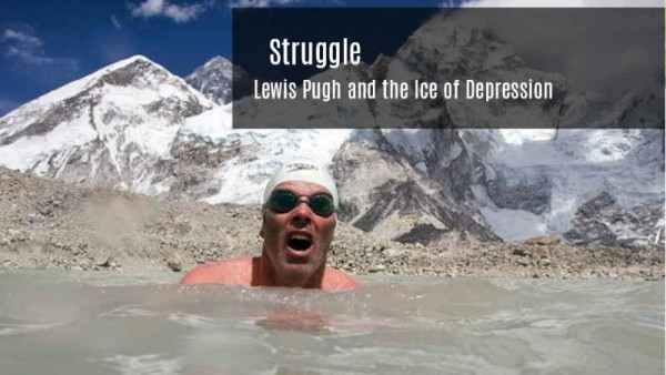 Lewis Pugh and the Ice of Depression