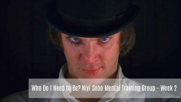 Mental Training Group - Who Do I Need to Be.