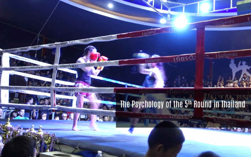The Art and Psychology of the 5th Round in Thailand